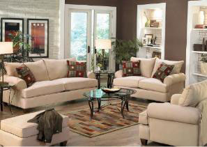 Clean Living Room Upholstery
