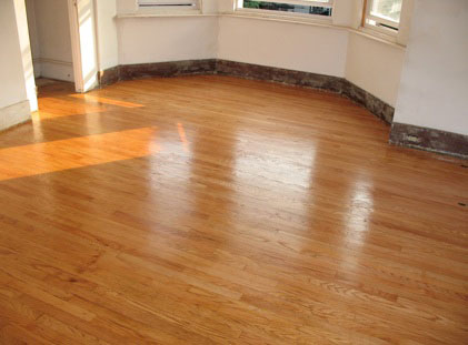 Beautiful Hardwood Flooring